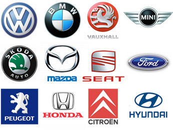Auto Locksmith car logos